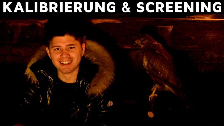KALIBRIERUNG & SCREENING BEIM ANSPRECHEN DER FRAU
