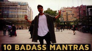 BADASS MANTRAS