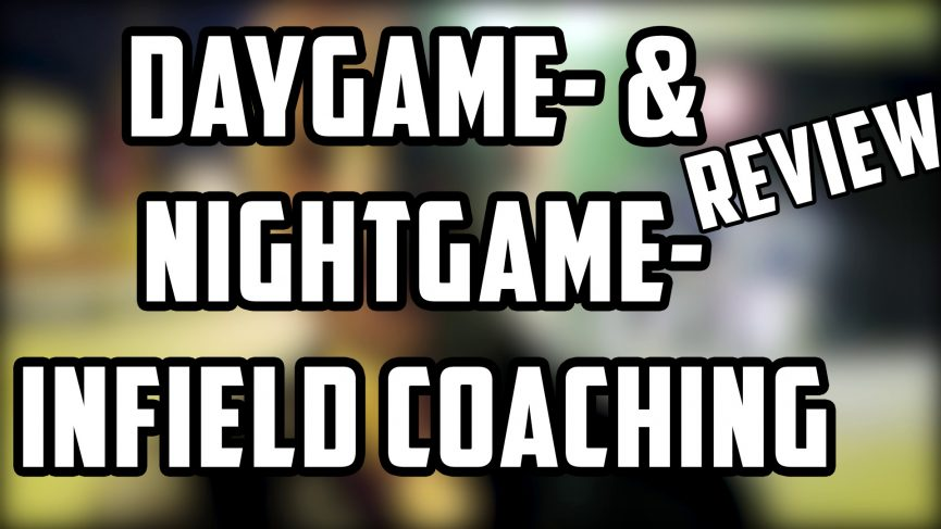 Daygame- & Nightgame-Infield Coaching REVIEW Andi