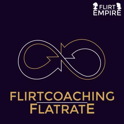Flirtcoaching-Flatrate