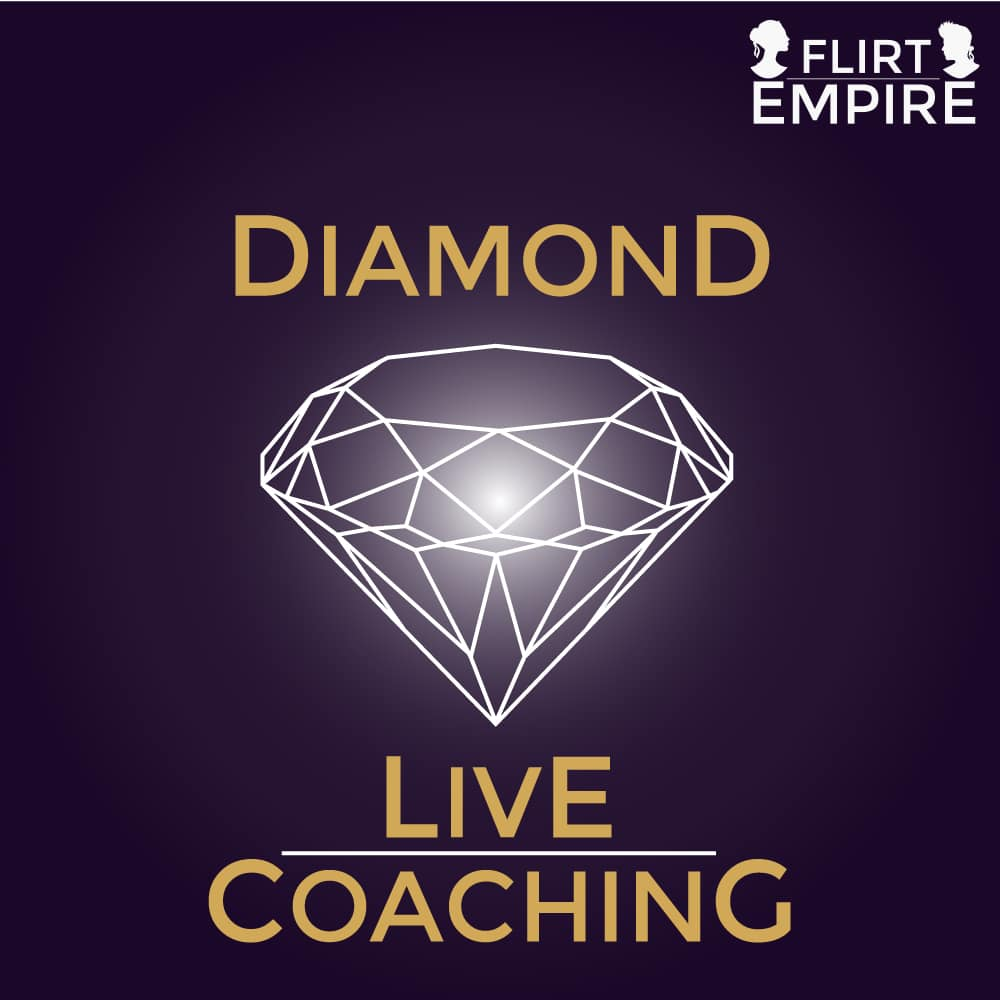 DIAMOND LIVE COACHING – FLIRT WORKSHOP Frankfurt