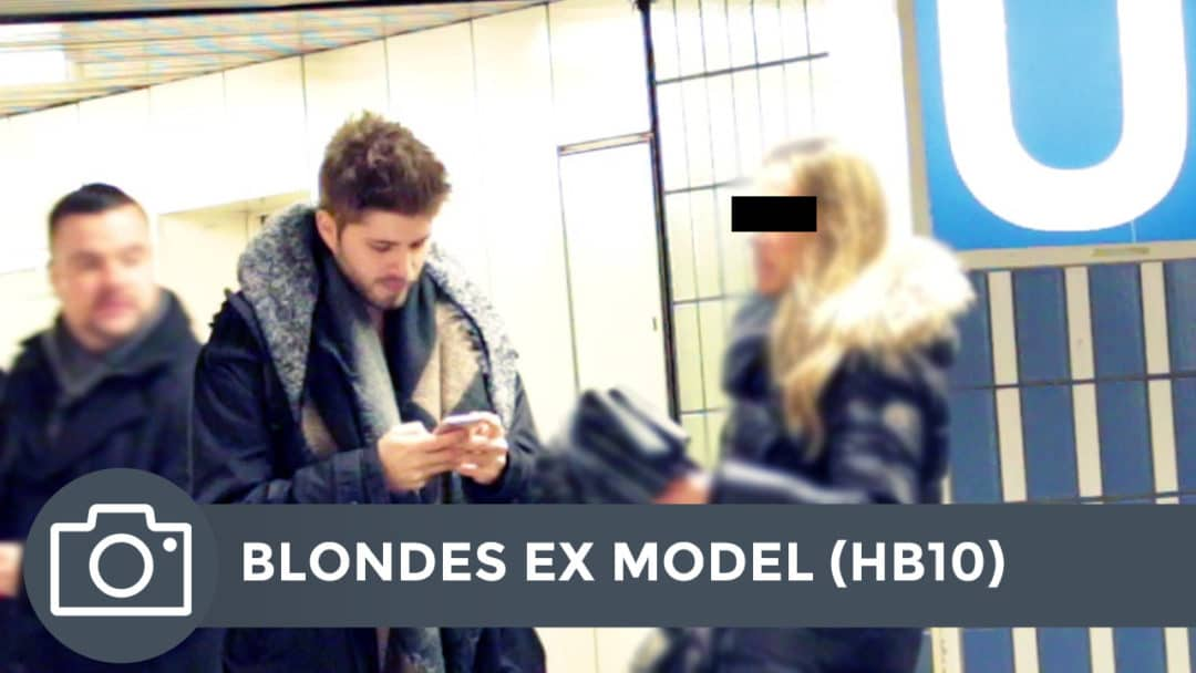 Daygame Infield - Blondes Ex Model (HB10)