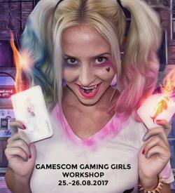 Gamescom Gaming Girls Workshop