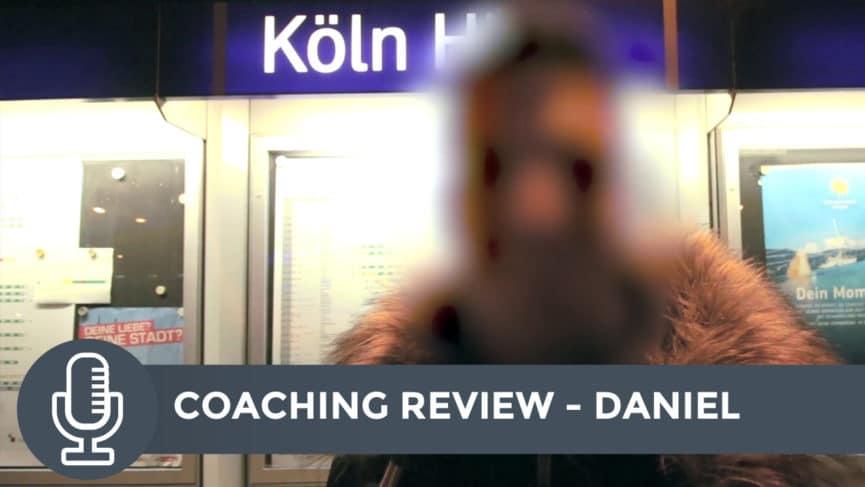 Flirtcoaching Review - Daniel