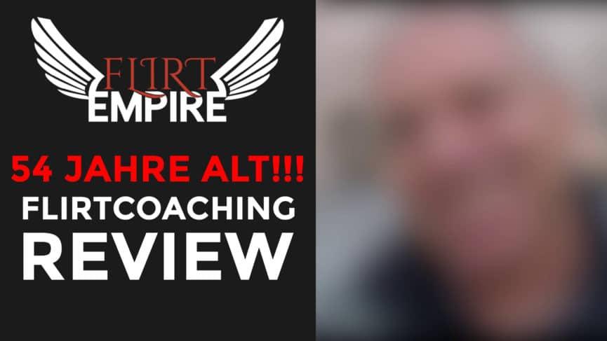 54 Jähriger gibt ausführliches Review zu 3 Tagen Einzelcoaching