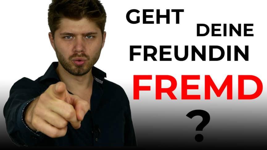 DESHALB GEHEN FRAUEN FREMD