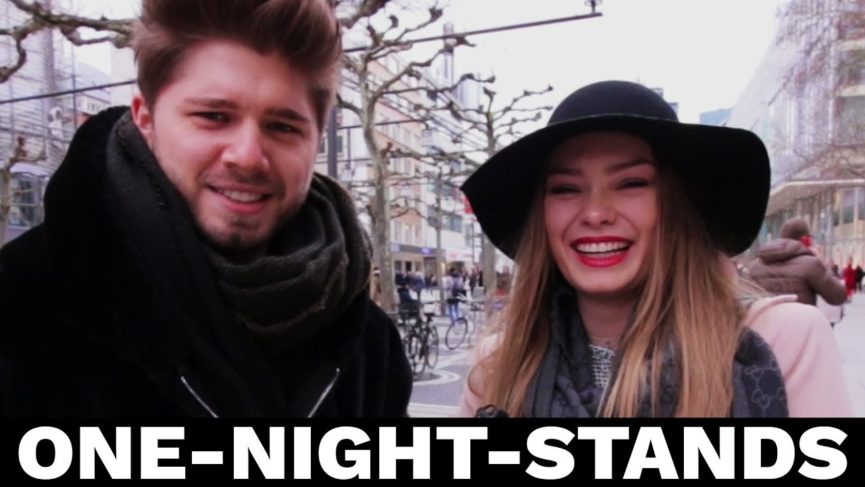 ONE-NIGHT-STAND Straßenumfrage