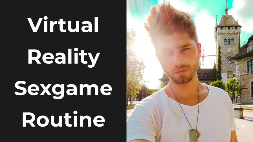 Virtual-Reality-Sexgame-Routine