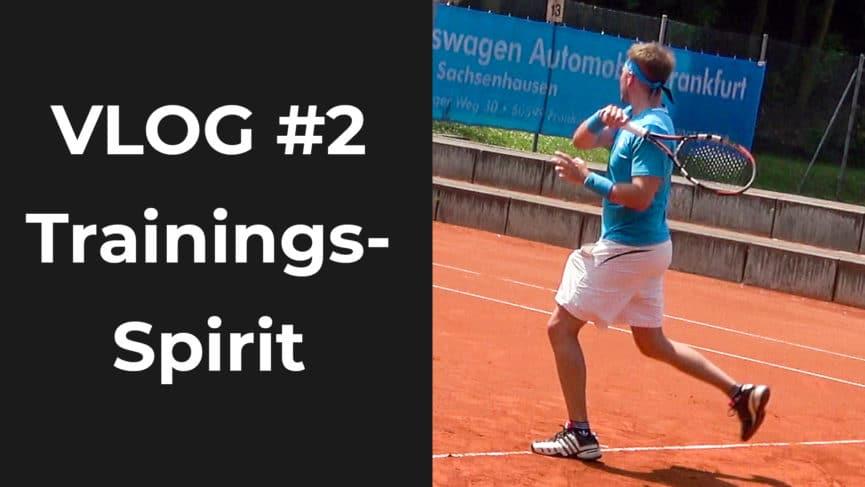 Vlog 2 Trainings Spirit