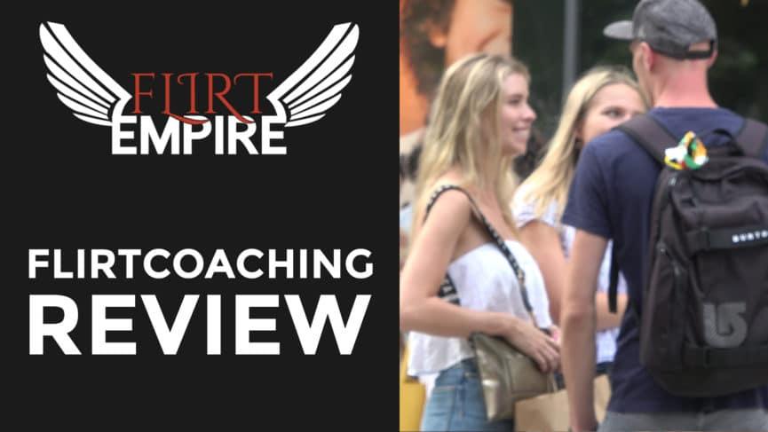Flirtcoaching Review - Donald